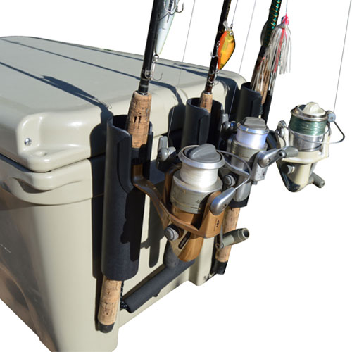 Cooler Rod Holders, Drink and Umbrella Holders